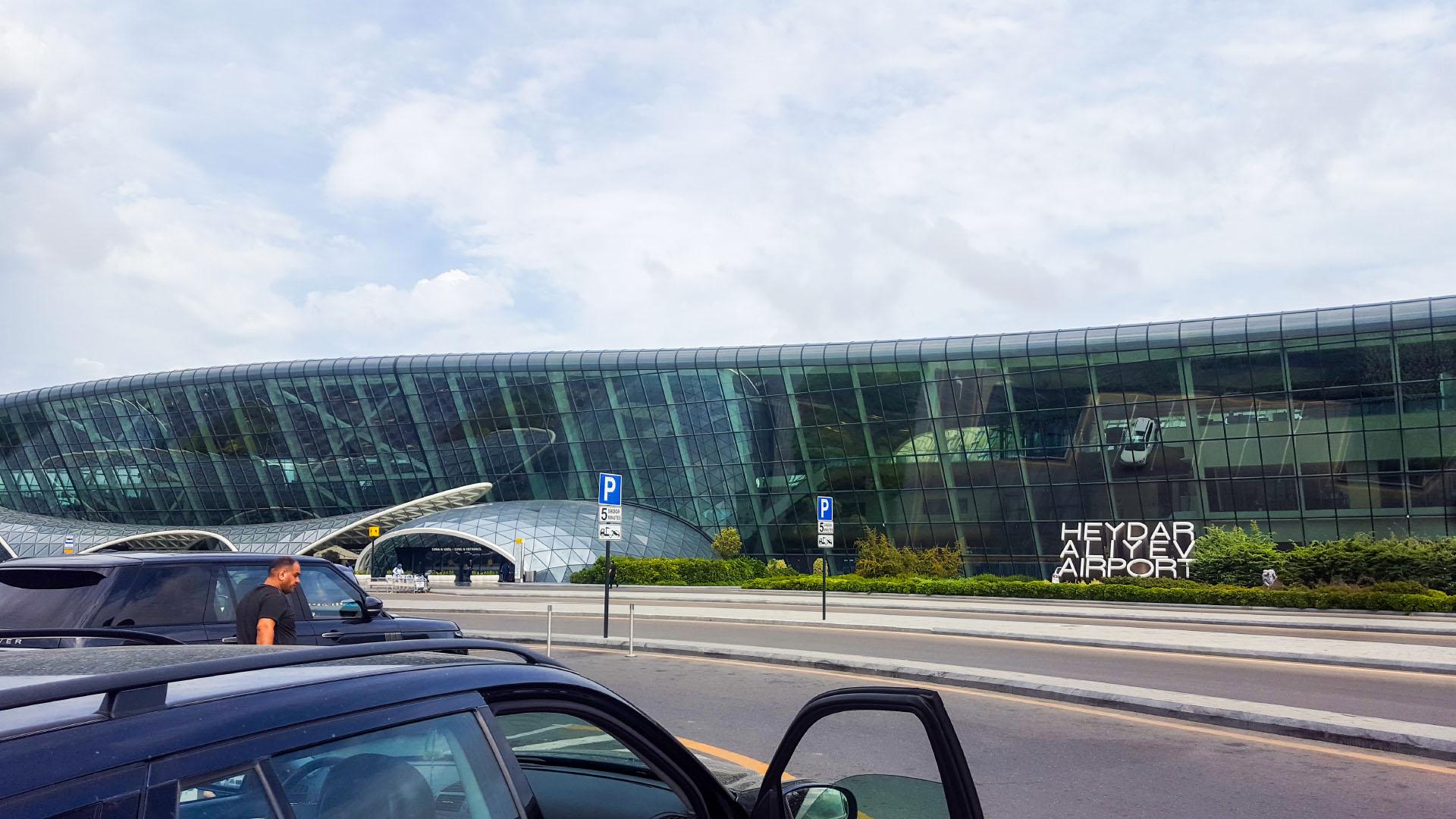 مطار حيدر علييڤ